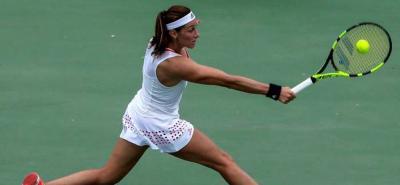 Colombiana Mariana Duque aseguró cupo en cuadro principal del Australian Open