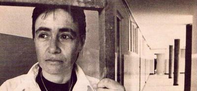 Martha estará mañana en la mañana en la cárcel El Buen Pastor de Bucaramanga donde se realizará un acto simbólico de reparación por la discriminación que sufrió.