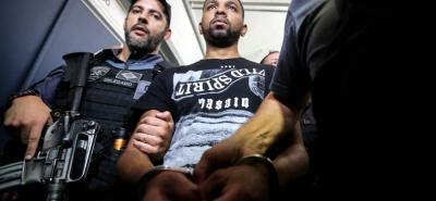 El narcotraficante brasileño Rogerio Avelino de Souza  conocido como 'Rogerio 157' fue arrestado en una operación que contó con apoyo del Ejército de Brasil.