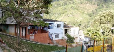 En esta calle del barrio García Echeverry ocurrió la tragedia en la que falleció un menor de 5 años.