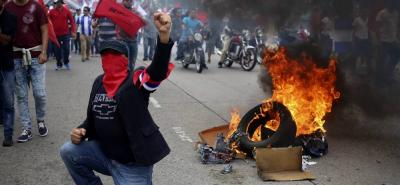 Las manifestaciones han dejado cerca de una veintena de muertos, decenas de heridos, más de un millar de detenidos.