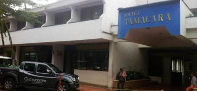 El hotel Tamacara del Socorro es propiedad del municipio del Socorro y en la actualidad se adelantan diligencias para que el administrador lo entregue.