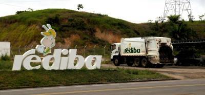 El relleno sanitario Yerbabuena, propiedad de Rediba S.A., será objeto de una nueva visita técnica en una semana.