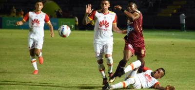 Con ventaja de un gol, Santa Fe afronta esta noche el juego de vuelta de la semifinal de la Liga Águila ante Tolima.