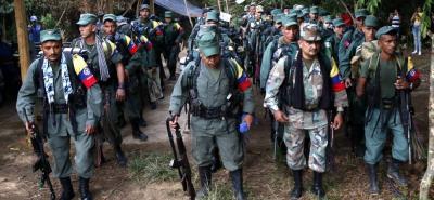 Las disidencias operan en departamentos como Guaviare, Guainía y Vichada.