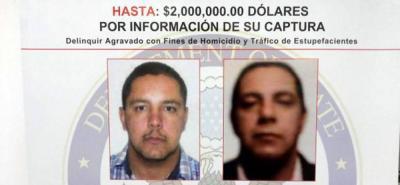 Las autoridades confirmaron que alias 'Popeye' se encontraba también en el sitio de la captura.