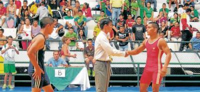 Jorge Enrique  Barón Sierra, mejor Autoridad Deportiva
