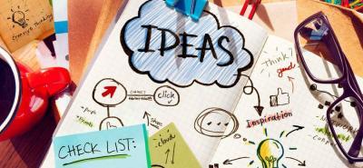 Una buena forma de fomentar la creatividad es cambiar de hábitos: hacer algo diferente todos los días, incluso si se trata de algo pequeño.