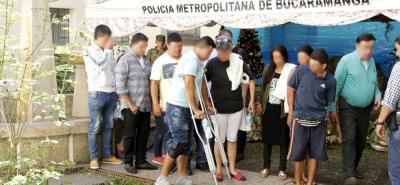 El operativo que permitió el desmantelamiento de la llamada banda delincuencial 'Jaque Mate' fue el resultado de 18 meses de investigación por parte de las autoridades.