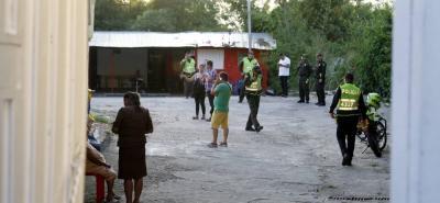 Los primeros indicios señalan que se trataría de un homicidio y el principal sospechoso sería un joven venezolano.