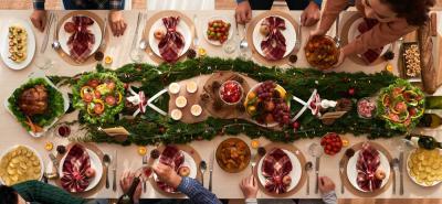 ¡Póngale sabor a su Navidad!