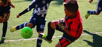 La Masía de Norte de Santander consiguió el tiquete para la gran final del I Mundialito Pony Club de Fútbol Sub Baby luego de vencer 2-1 a Águilas Doradas en la semifinal.