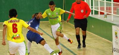 Hoy comenzará a rodar el balón en la edición 2017 - 2018 del Torneo de la Marte Futsal FIFA, que organiza la comisión de esa disciplina con las categorías menores