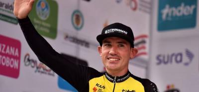 El ciclista santandereano Aristóbulo Cala, vencedor de la Vuelta a Colombia 2017, finalizó en el octavo puesto de la Vuelta a Costa Rica.