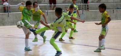 Ayer se abrió el telón de las categorías menores del Torneo de la Marte Futsal Fifa 2017 - 2018, que tendrá acción en Sub 8, Sub 10, Sub 12 y Sub 15.