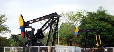 Este campo petrolero es el más antiguo del país.