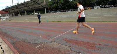 El olvido en el que tienen al Estadio de Atletismo le ha salido caro al deporte en Santander.