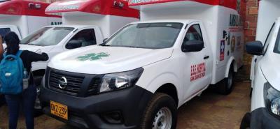 Con este nuevo vehículo se ampliará y mejorará la atención de urgencias y emergencias en el municipio.