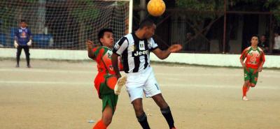 Los menores de edad serán los protagonistas del primer campeonato de fútbol de 2018.