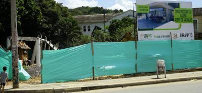 En el barrio Arenales será construido uno de los modernos CAI, los cuales, según las autoridades ayudará a mejorar la seguridad en el municipio.