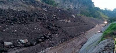 Vía Bucaramanga - Barrancabermeja estará cerrada todo este miércoles