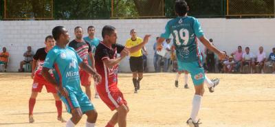 Hoy se conocerán los equipos semifinalistas de la Copa Financiera Comultrasan que se juega en la cancha El Bueno.