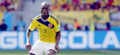 Armero, de 31 años, debutó en el fútbol profesional con los Diablos Rojos.