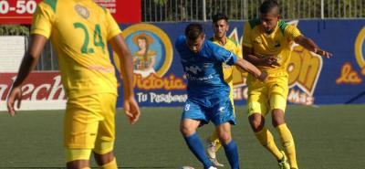 Restrepo y Restrepo intentará llegar por tercer año consecutivo a la gran final del Torneo de la Cancha Marte. El cuadro 'azul' eliminó al Atlético Bucaramanga en los cuartos de final y ahora disputará un auténtico clásico del balompié aficionado frente a Financiera Comultrasan.