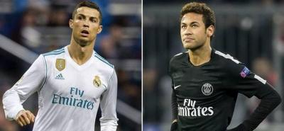 Este sería el canje del siglo: Ronaldo al PSG y Neymar al Real Madrid