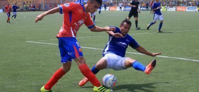 El portero de Copetran, Andrés Garrido, fue uno de los hombres más destacados del cuadro 'transportador', al aguantar los ataques de Arroz San Rafael en el tiempo reglamentario y al lucirse en la tanda de penaltis para llevar a su equipo a la final.