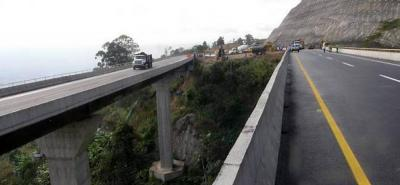 La Anla suspendió los trámites de evaluación de la licencia ambiental a la autovía Bucaramanga-Pamplona por falta de información en la documentación.