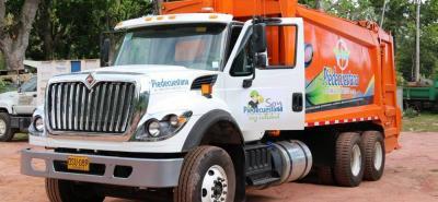 Según informaron voceros de la Piedecuestana ESP se espera comprar otro vehículo en el transcurso del año para fortalecer el parque automotor de la empresa local.