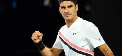 Federer y del Potro debutaron sin ceder un set en el Abierto de Australia
