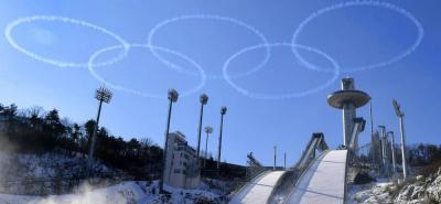 Las dos Coreas desfilarán juntas en la inauguración de los Juegos de Invierno de PyeongChang