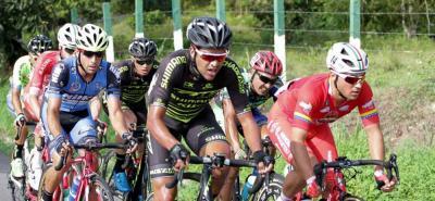 Se llevó a cabo la sexta etapa de la Vuelta al Táchira, en la que el venezolano José Márquez se impuso.