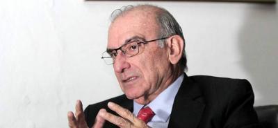 Humberto de la Calle rechazó consulta interpartidista con la izquierda