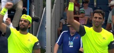 Cabal y Farah avanzaron a cuartos de final del Abierto de Australia