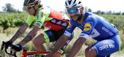 El pedalista Fernando Gaviria Rendón comenzó la temporada 2018, al igual que en 2017, con victoria, al imponerse en la primera etapa de la Vuelta a San Juan en Argentina, ganando el embalaje del grupo de manera magistral y vistiéndose de líder.