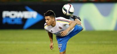 Juan Fernando Quintero jugará con el River Plate