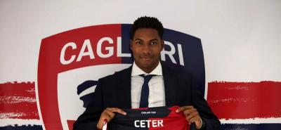 Damir Céter jugará para el equipo italiano Cagliari