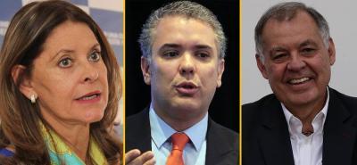 Los tres precandidatos irán a consultas para definir quién asumirá la candidatura a la Presidencia.