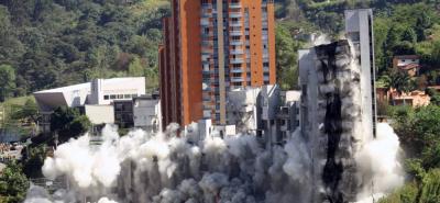 Se trata de la primera condena por el colapso de un edificio en Colombia.