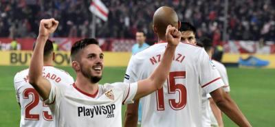 Sevilla clasificó a las semifinales de la Copa del Rey tras volver a ganarle al Atlético