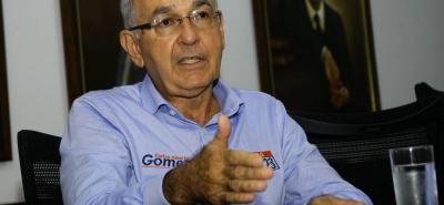 Carlos Alberto Gómez fue gerente de Ecogás y de la Essa.