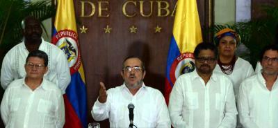 Rodrigo Londoño, alias Timochenko, será candidato a la Presidencia.