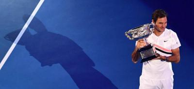 Roger Federer demostró que es una leyenda que mantiene su vigencia en casi 20 años de carrera.