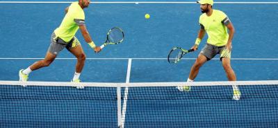 La dupla colombiana de Juan Sebastián Cabal Valdez y de Robert Farah Maksoud apareció ayer como la número dos en el escalafón de dobles de 2018 de la ATP, el lugar más alto en el que ha estado un tenista nacional en este ránking