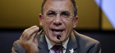 Senador, Roy Barreras.
