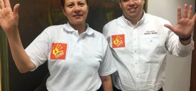Este martes, el movimiento Somos Colombia hizo el lanzamiento de su campaña política en Santander con miras a las elecciones legislativas del mes de marzo.