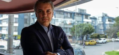 Iván Duque, candidato del uribismo a la Presidencia, participará  con Marta Lucía Ramírez y Alejandro Ordóñez, en la consulta interpartdista de la coalición del NO, el próximo 11 de marzo.